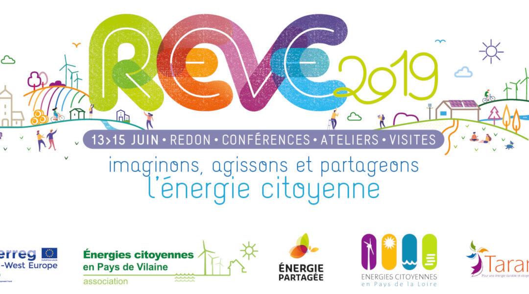 13-14-15/06/2019 Rencontres européennes de l'énergie citoyenne