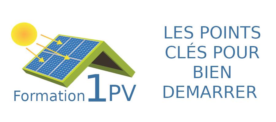 En visioconférence : Formation Photovoltaïque – niveau 1